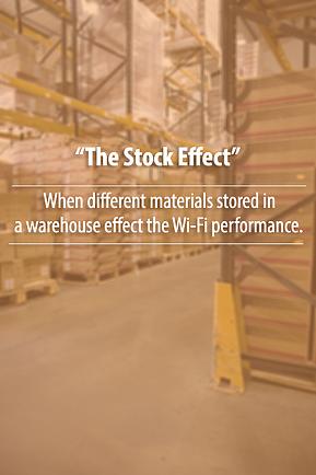 warehouse wireless networks, wireless network design,