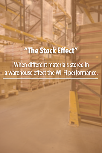 the stock effect a component of planning your rf design to address the physical environment