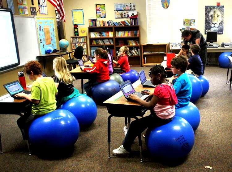 Spotlight on Technology in the Classroom