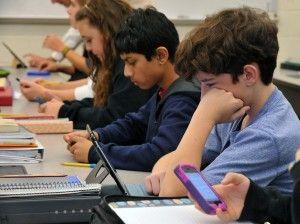 mobile learning, byod in school wireless networks,