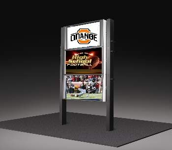 Why school Digital Signage outdoors is the NEW school Must-Have!
