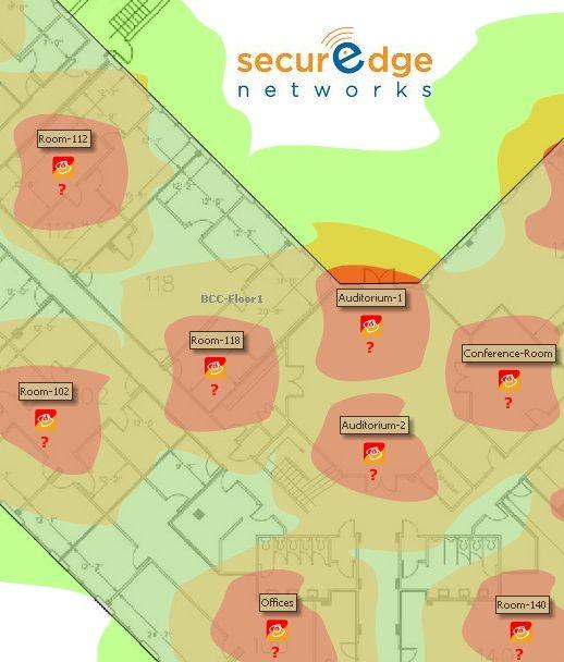 hospital wireless networks