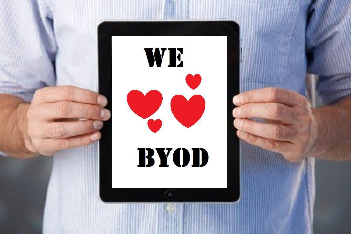 BYOD employee