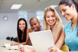 iPad on campus wifi network