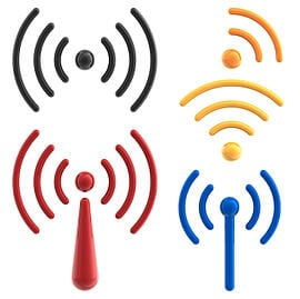 wireless network design for high density areas, wifi service providers,