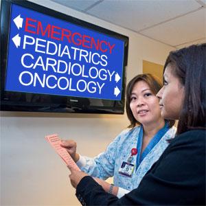digital sign healthcare