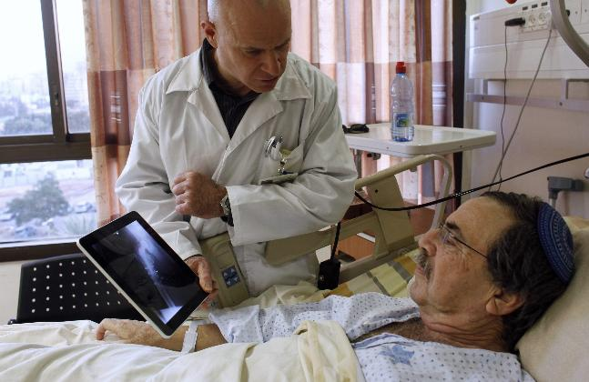 The Demand for Hospital Wireless Networks