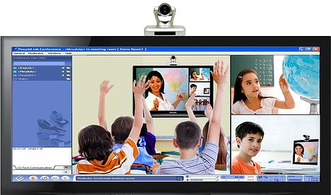 video conferencing classroom technology