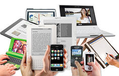 Mobile devices in school