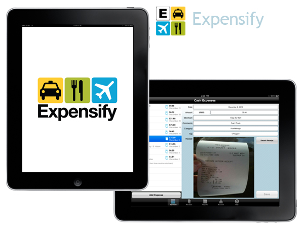 expensify app