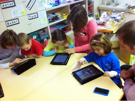 ipad learning tools