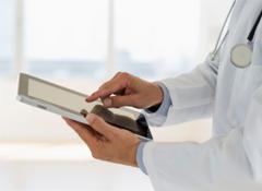 ipad in healthcare wireless network