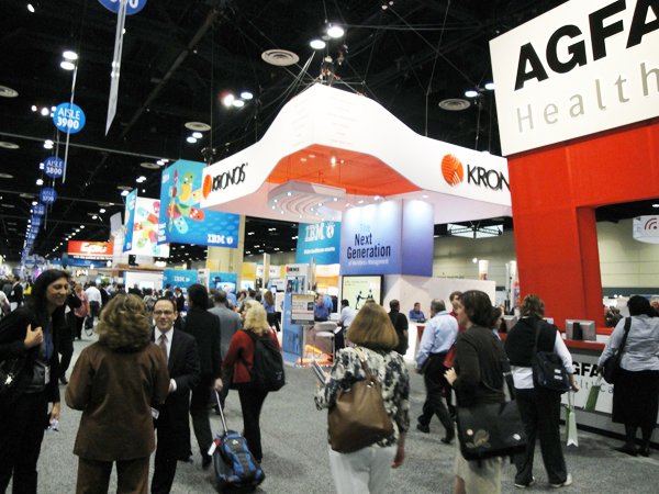 4 Healthcare Technology Trends from HIMSS11