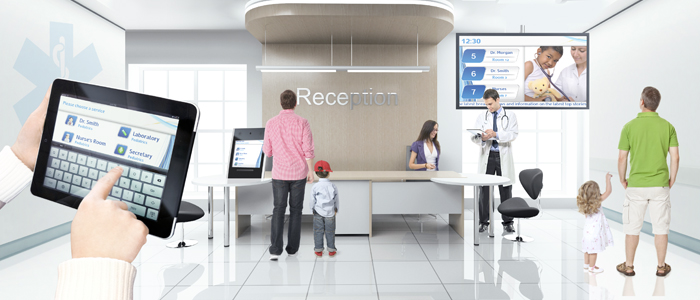 3 Key Components of Hospital Digital Signage