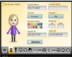 avatar on iPad