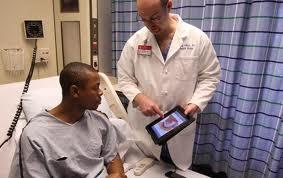 iPad in hospitals, hospital wifi, wifi companies,
