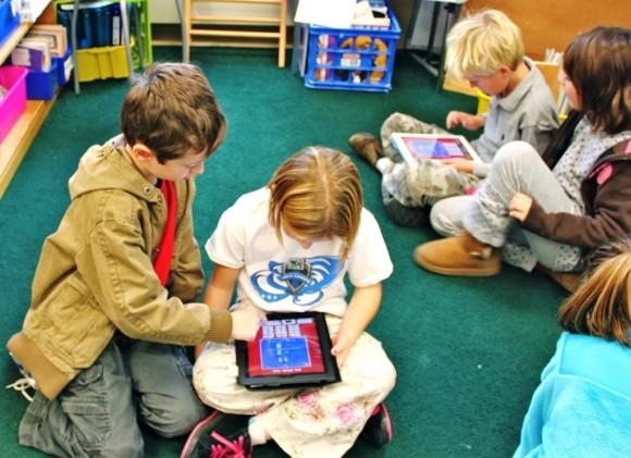 ipad in school wireless network