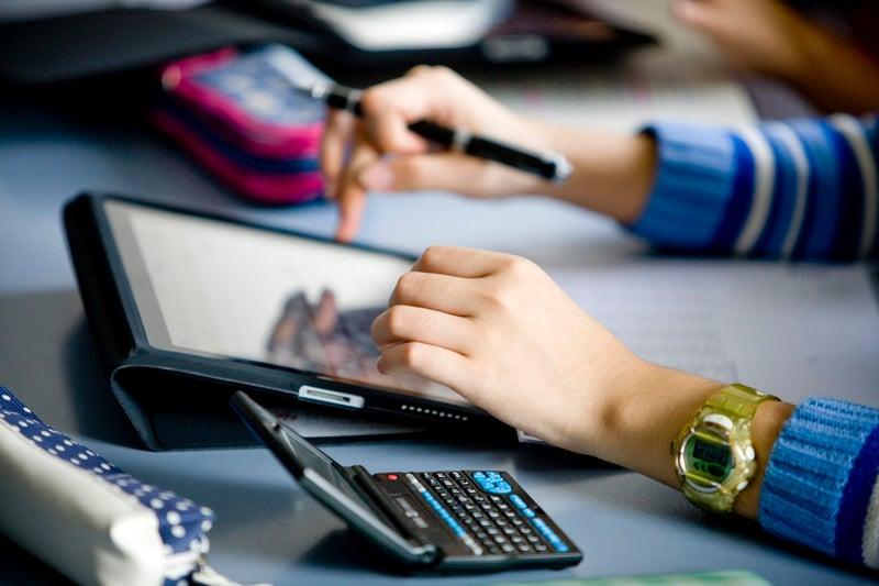 classroom technology iPads