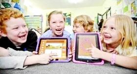 technology in the classroom iPad