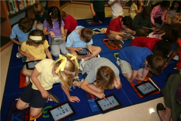 iPads in schools make perfect learning tools