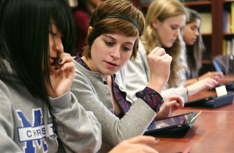 students using BYOD devices or 1:1 devices should have automated device registration on the shcools wireless network