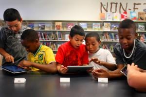 ipad in classroom technology