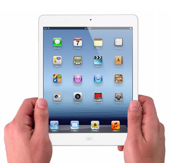 iPad mini in classroom