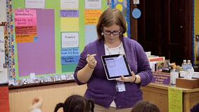 how to implement ipads in the classroom, school wireless network design, wifi service providers,