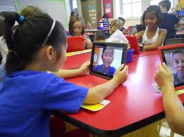 mobile device as technology in the classroom