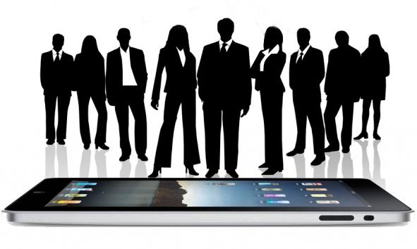 ipad on enterprise wireless network