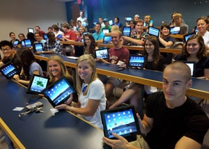 ipad in the classroom