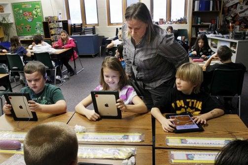iPads in schools