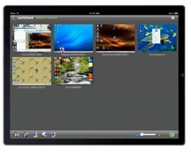 ipad app in the classroom