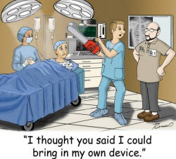byod solutions for healthcare, hospital byod, hospital wifi,