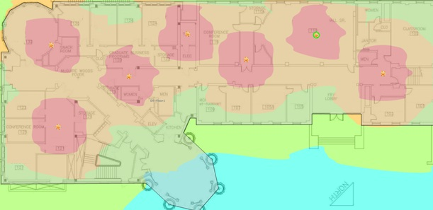 Wireless Network Design with Proper RF Planning