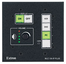 push button control classroom technology