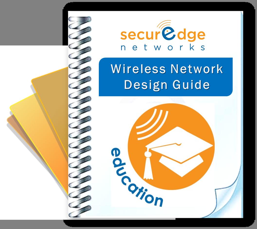 school wireless design guide landing page