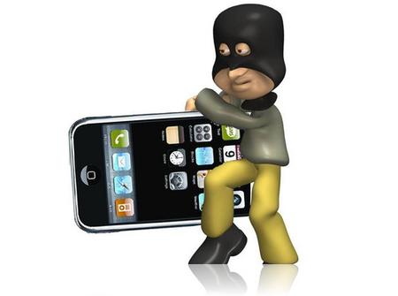 stolen phone BYOD