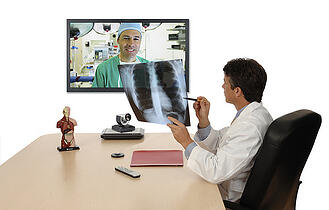 video conferencing healthcare, hospital wireless networks, wifi service providers,