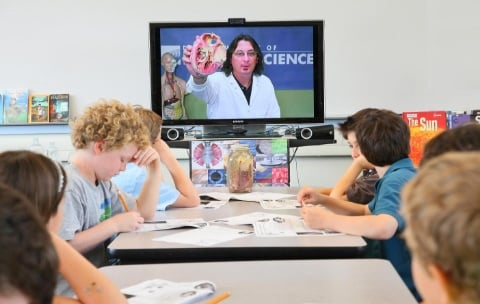 video conferencing technology in the classroom, school wireless network design, wifi companies,