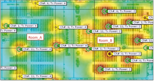 industrial wireless network design, warehouse wifi, managed wifi service providers,