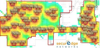 secure wireless network design