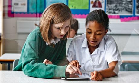 digital learning classroom technology