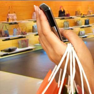 wireless network system in retail