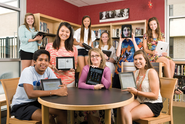 technology in the classroom, guide to deploying iPads in the classroom, school wireless networks,