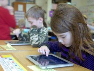 iPad in the classroom in k12 schools