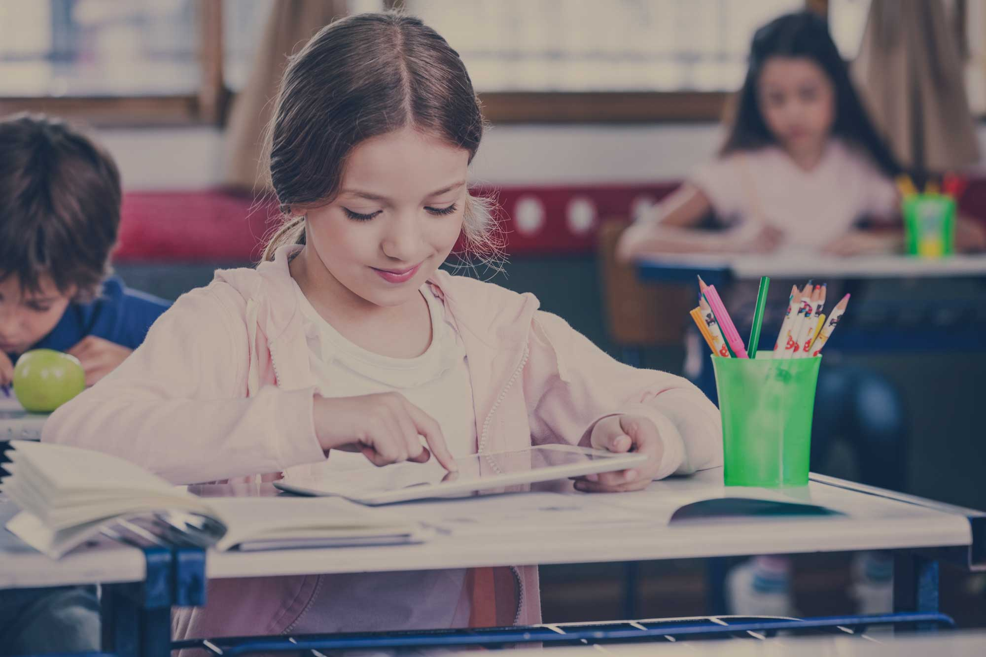 The Solution to BYOD in Schools