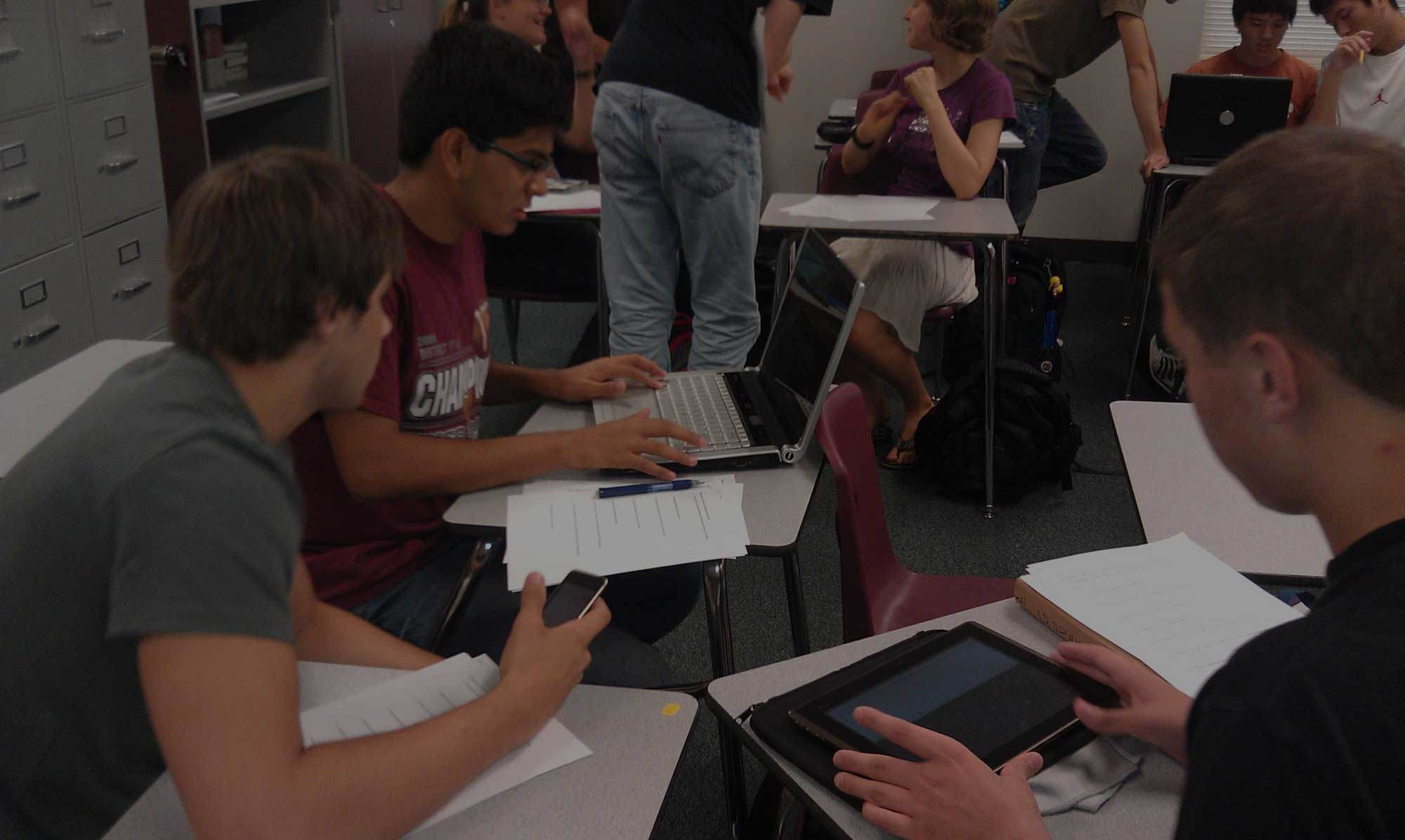 What You Need to Know About the Flipped Classroom and School WLAN