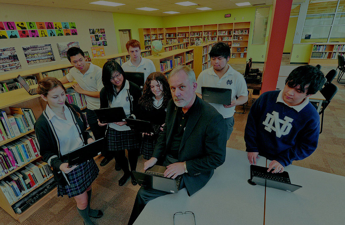 Bringing Chromebooks to School Wireless Networks