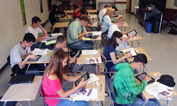 4 Aspects of Using iPads in the Classroom that's Got You on the Fence